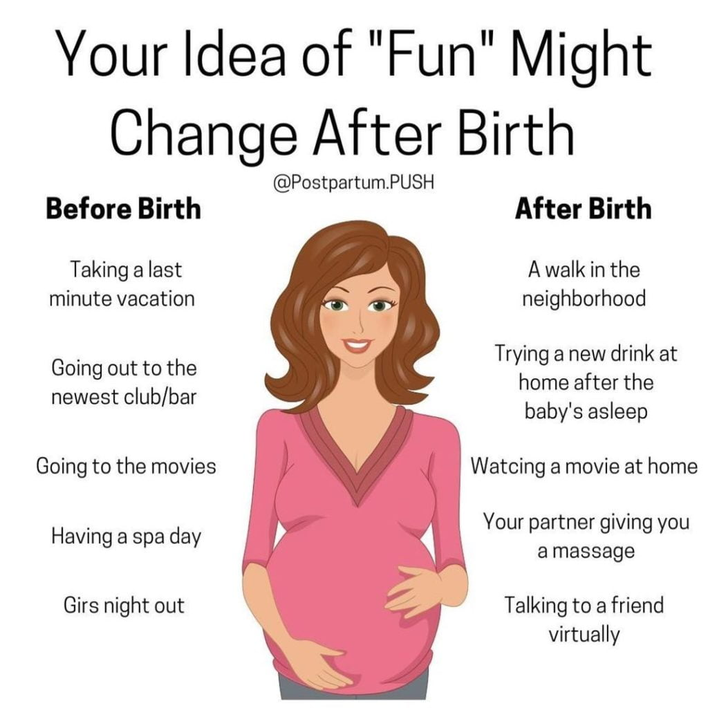 Having A New Baby Is An Adventure Of It'S Own, And You May Find That Your Idea Of Fun Has Changed. And That's Ok!   In The First Few Week, When You Devote All Your Time To A New Life, You May Not Fe...