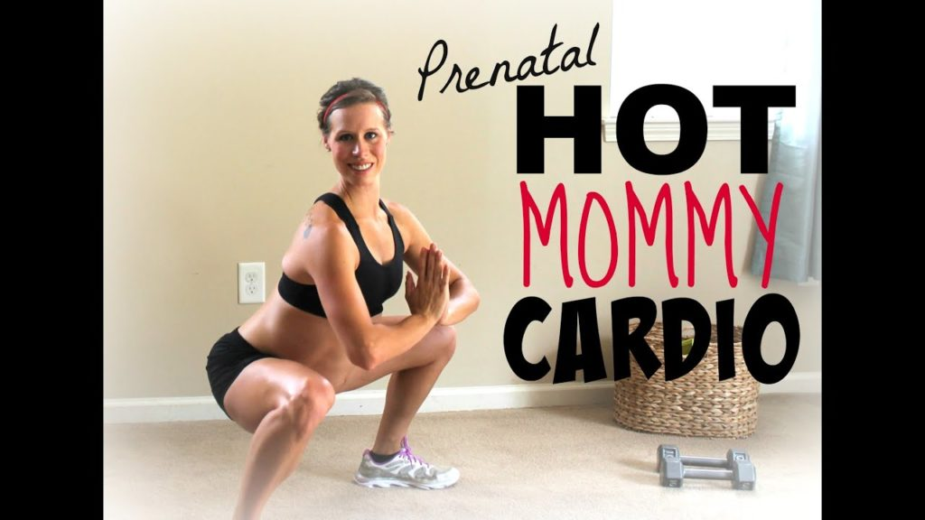 Hot Mommy Cardio: 1St &Amp; 2Nd Trimester - First Trimester Workouts Videos - 2021