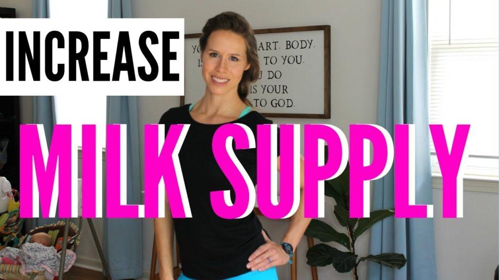 Increase Milk Supply Fast - Postpartum Workouts Videos - 2021