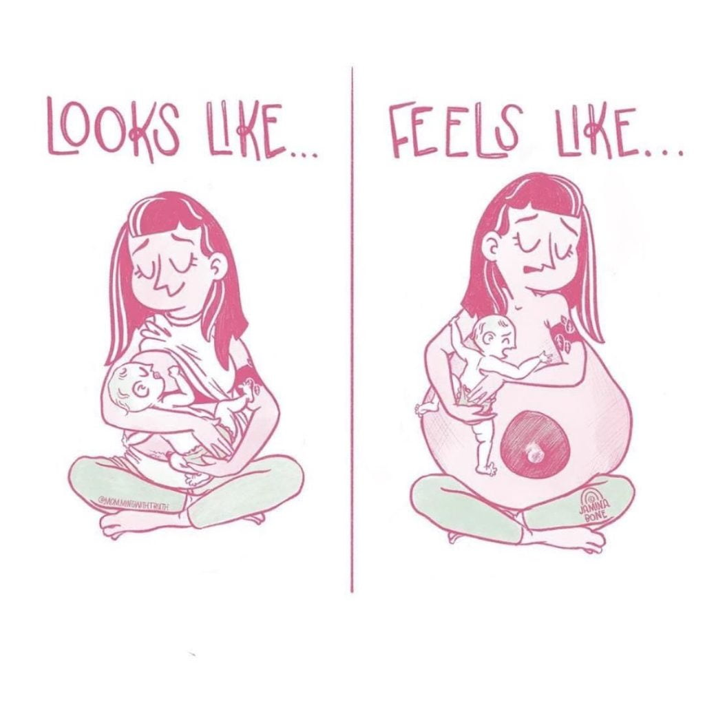 Sometimes, Especially In The First Year Postpartum, It Can Feel Like Your Body I...