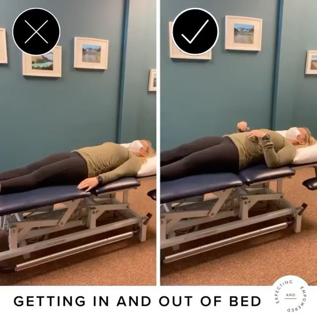 When Your Bump Is Growing Even Simple Tasks That Take Minimal Core Strength Can Be Tough. Modifying Activity Cannot Only Make Moving Easier But It Can...