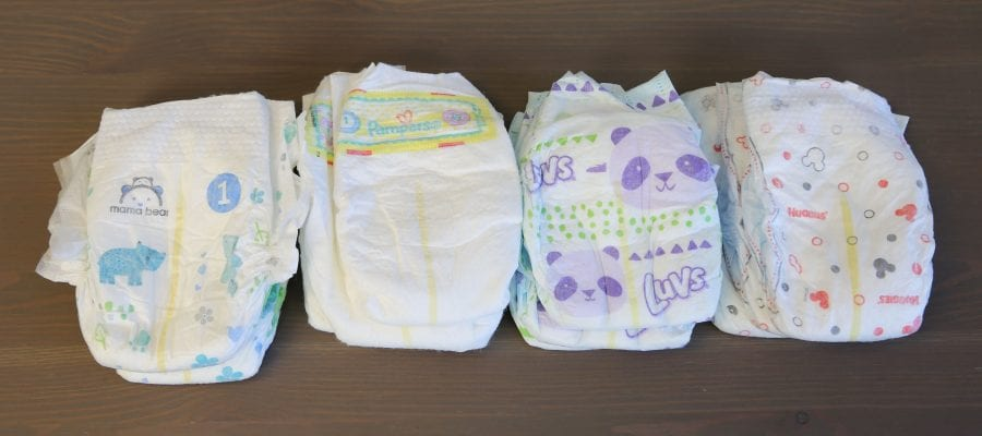 Buying Diapers Nappies Tips