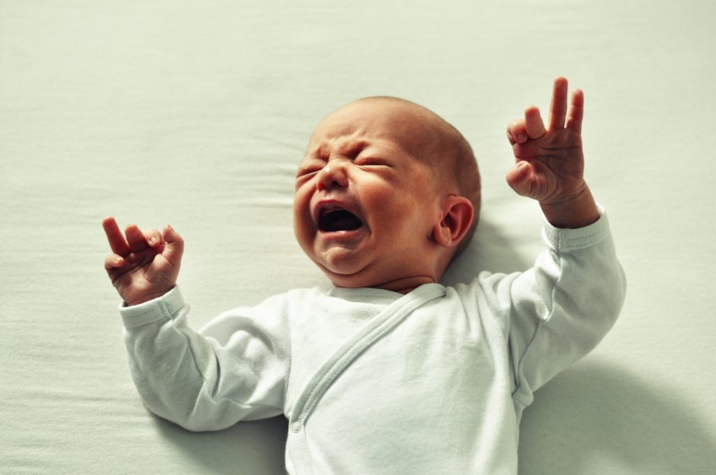 How To Stop Your Baby Crying