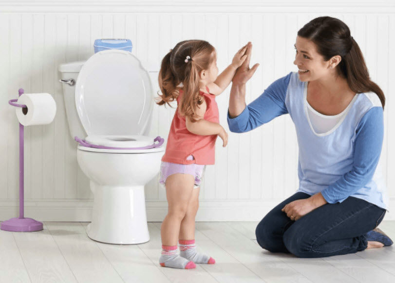 Stages Of Toilet Training