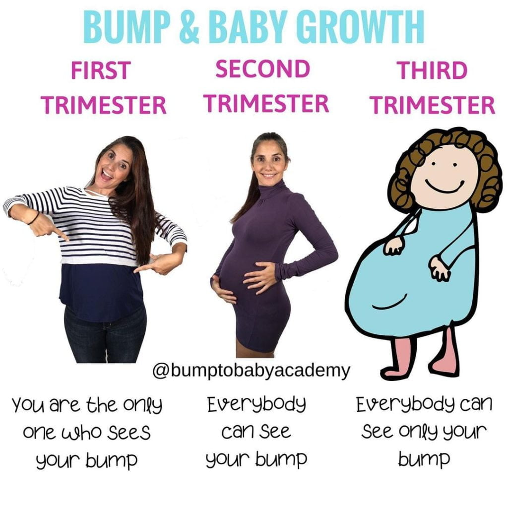 Bump And Baby Growth - Introducing The Fundal Height Tool - Pregnancy - 2021
