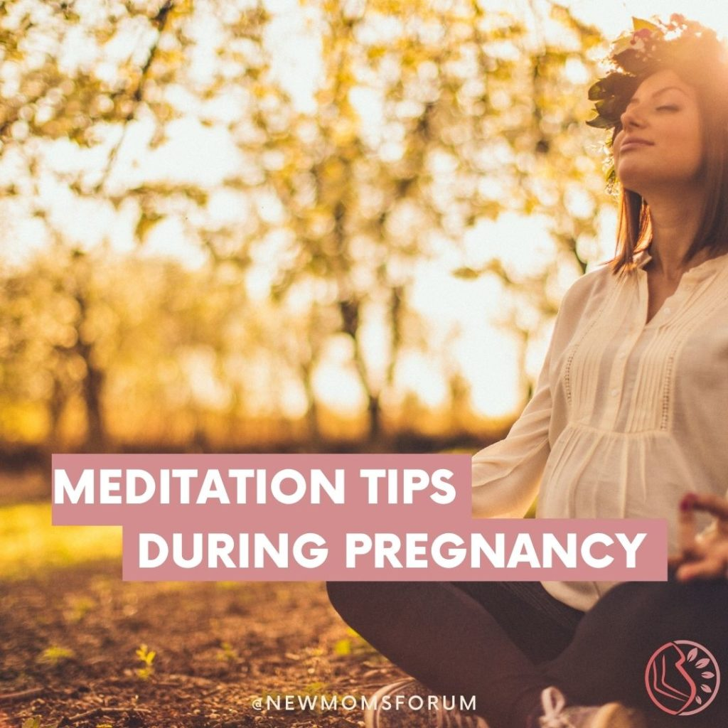 Meditation Tips During Pregnancy
