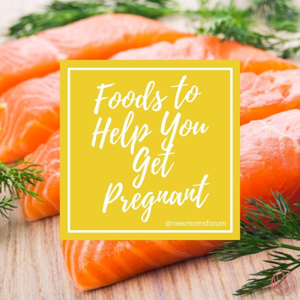 Foods That Help You Get Pregnant