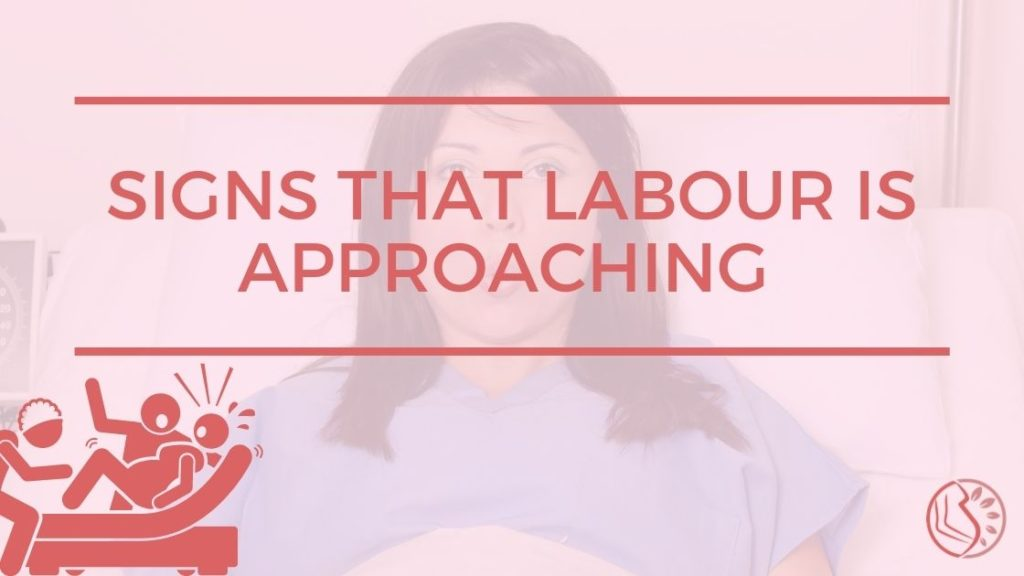 Signs That Labour Is Approaching