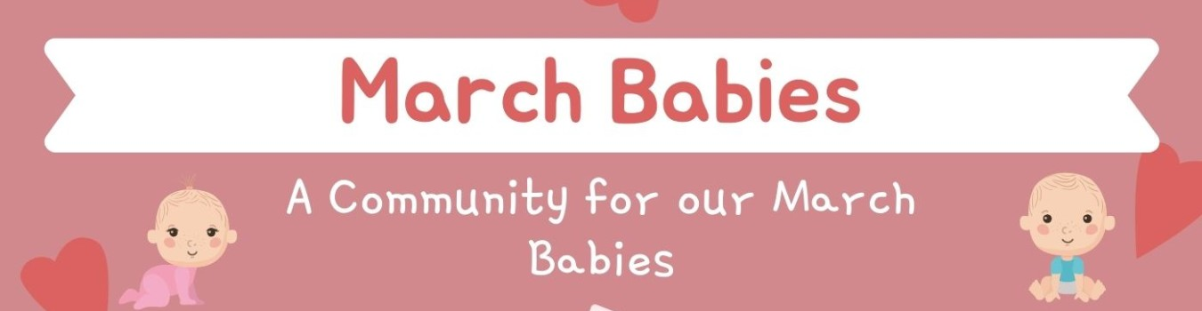 March Babies - 2021